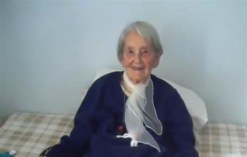 Upnorthnov15Moth Doreen Shone 93 years old